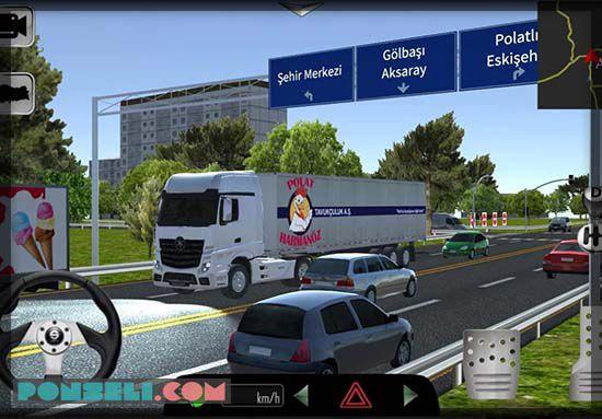 Game Truck Simulator Terbaik