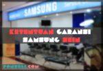 Ketentuan Garansi Hp Samsung