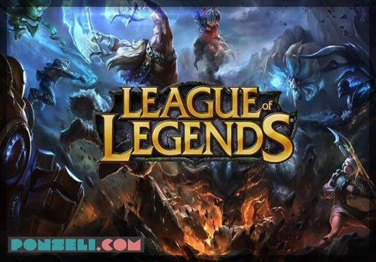 League Of Lagend