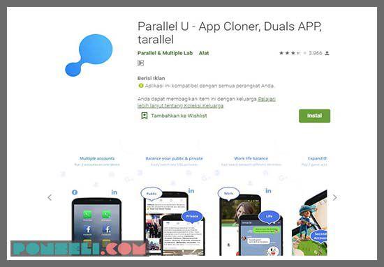 Parallel U