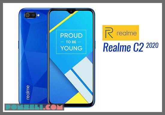 Review Realme C2 2020