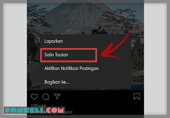 Cara Download Gambar Instagram Tanpa Aplikasi