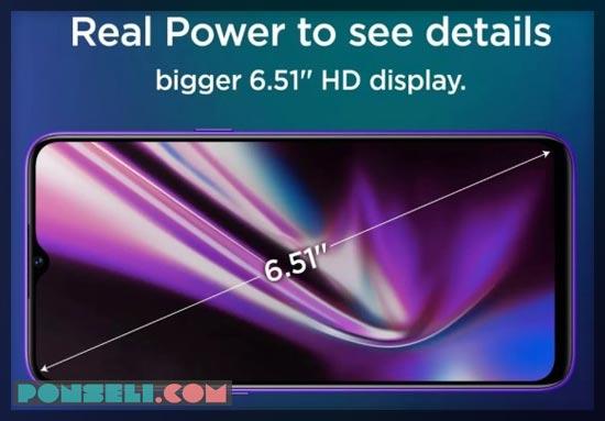 Spesifikasi Realme 5s