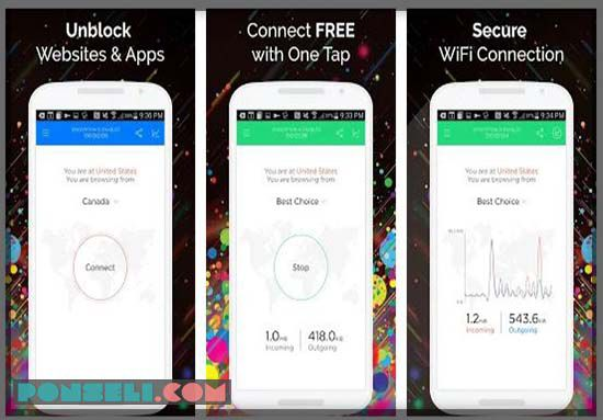 Touch VPN Free