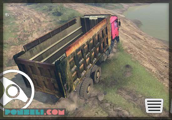 Truk Driver Operation