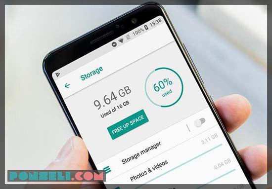 Cara Mengatasi Memori Internal Penuh HP Xiaomi