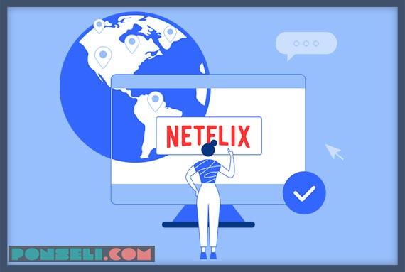 Cara Nonton Video Netflix Dengan Indihome
