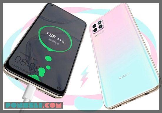 Spesifikasi Huawei Nova 6 SE