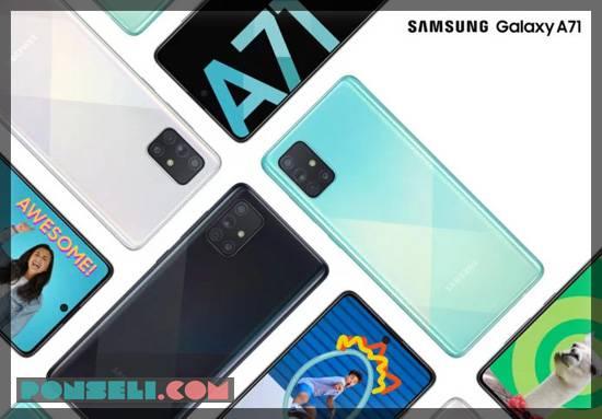 Spesifikasi dan Harga Samsung Galaxy A71