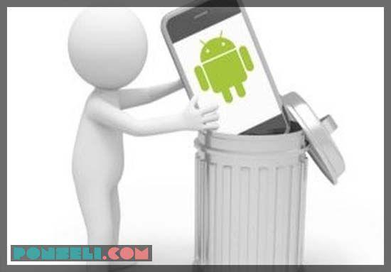 Aplikasi Tidak Digunakan