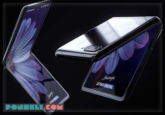 Detail Samsung Galaxy Z Flip