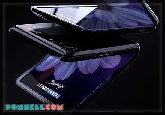Gambar Samsung Galaxy Z Flip