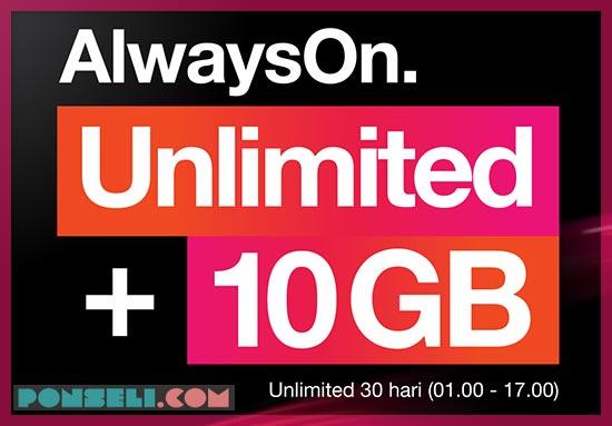 Paket Unlimited 3 Murah