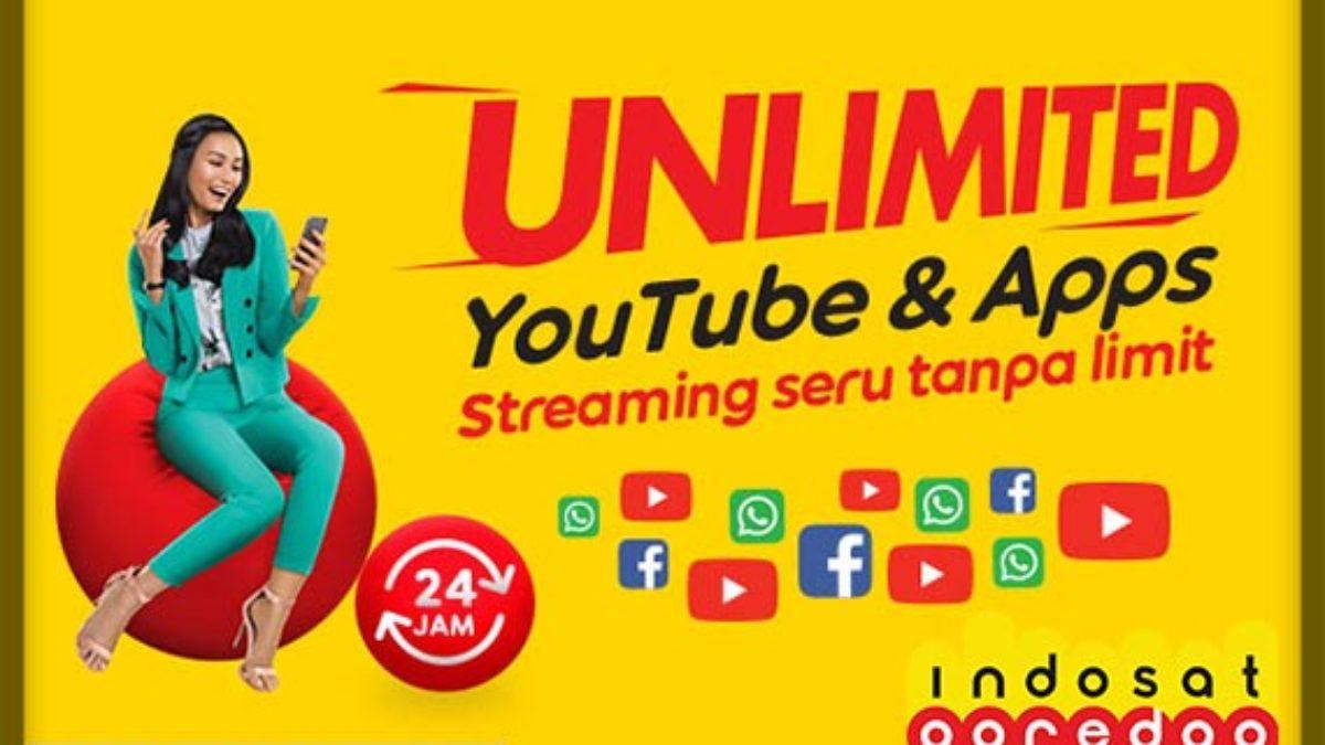 27+ Cara Paket Internet Indosat Unlimited Murah Terbaru