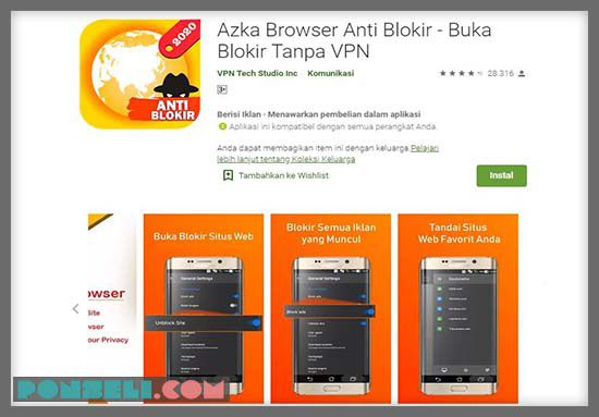 Azka Browser