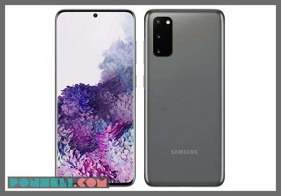 Harga Samsung Galaxy S20