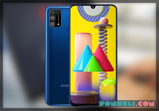 Spesifikasi dan Harga Samsung Galaxy M31