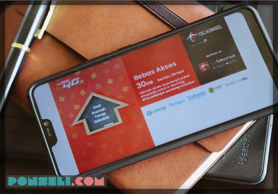 Cara Mendapatkan Paket Internet Gratis Telkomsel