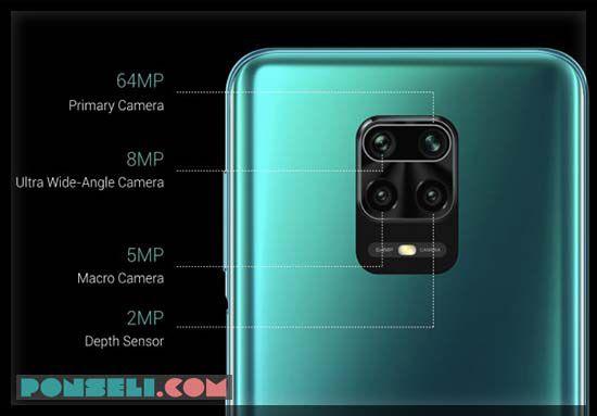 Fotografi Xiaomi Redmi Note 9 Pro Max