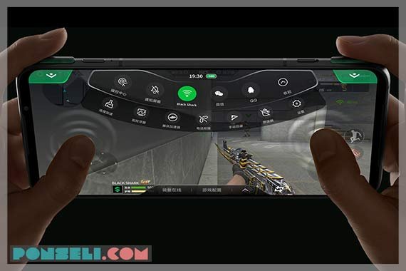 Hp Gaming Black Shark 3