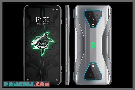 Spesifikasi Xiaomi Black Shark 3 Pro