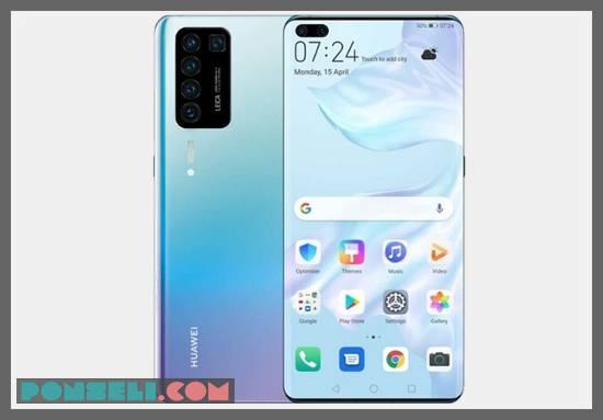 Spesifikasi dan Harga Huawei P40 Pro
