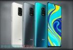 Spesifikasi dan Harga Xiaomi Redmi Note 9S