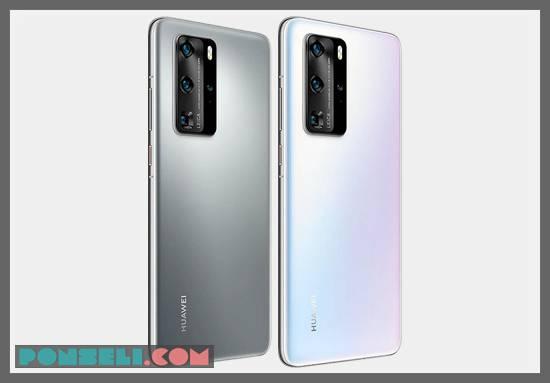 desain Huawei P40 Pro