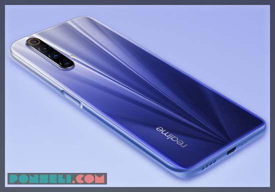 Desain Realme X50m 5G