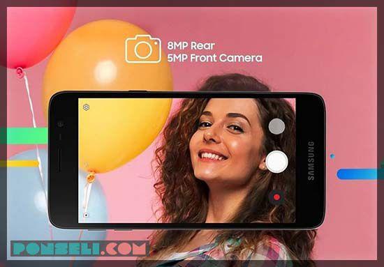 Desain Samsung Galaxy J2 Core 2020