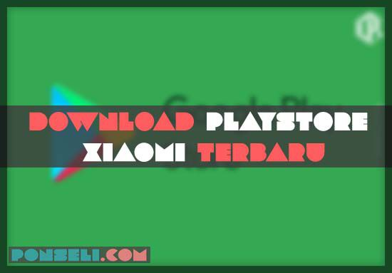 Download Playstore Terbaru