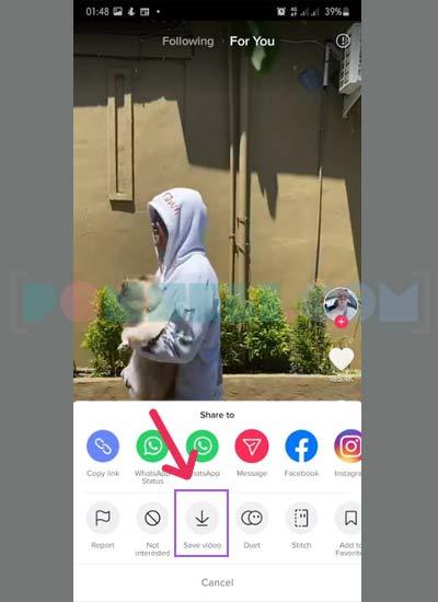 Download Video Tiktok