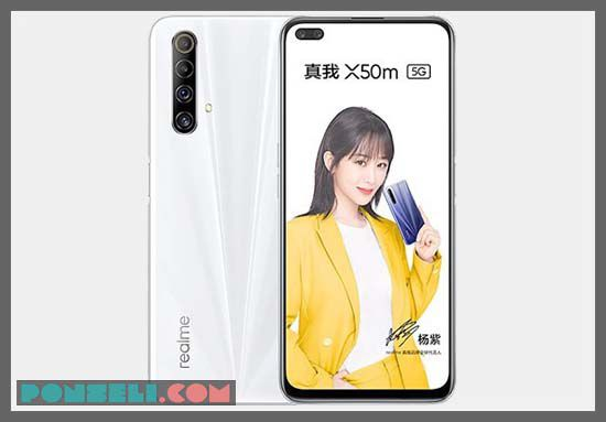 Fotografi Realme X50m 5G