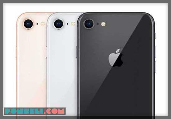 Fotografi iPhone SE 2020