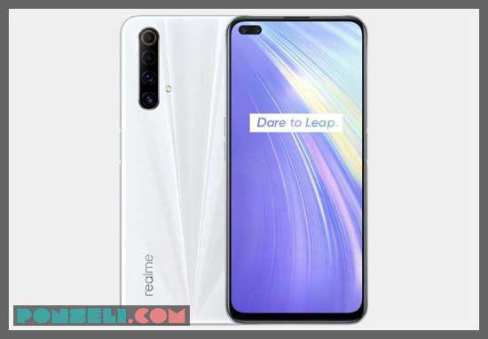 Gambar Realme X50m 5G