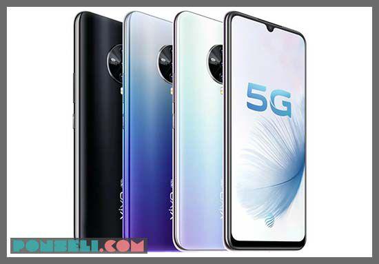 Gambar Vivo S6 5G