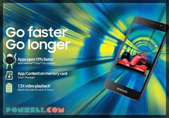 Harga Samsung Galaxy J2 Core 2020 Indonesia