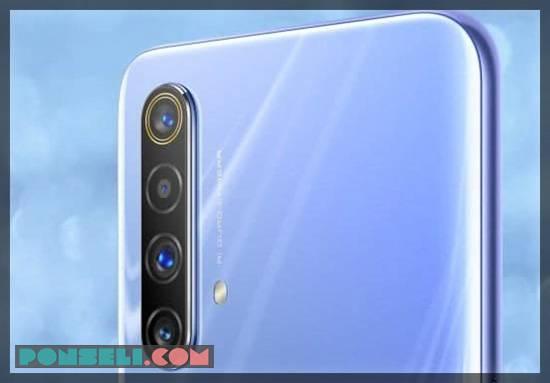 Kamera Realme X3 5G