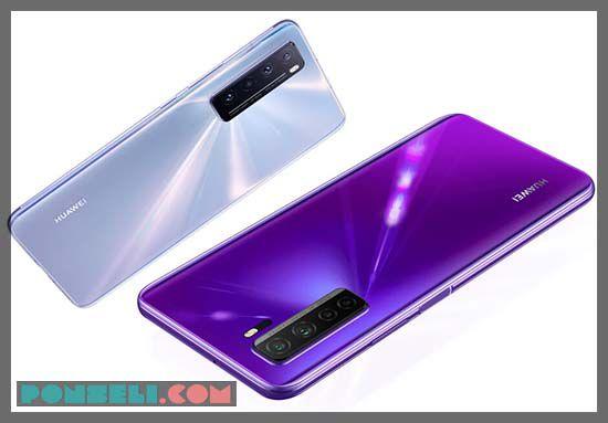 Kelebihan Huawei Nova 7