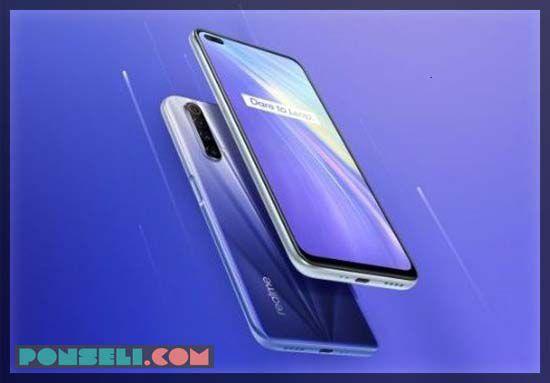 Spesifikasi Realme X50m 5G