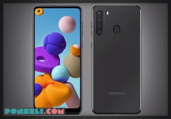 Spesifikasi dan Harga Samsung Galaxy A21