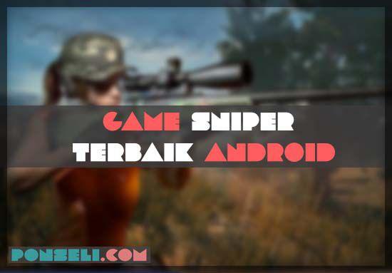 Game Sniper Terbaik Android