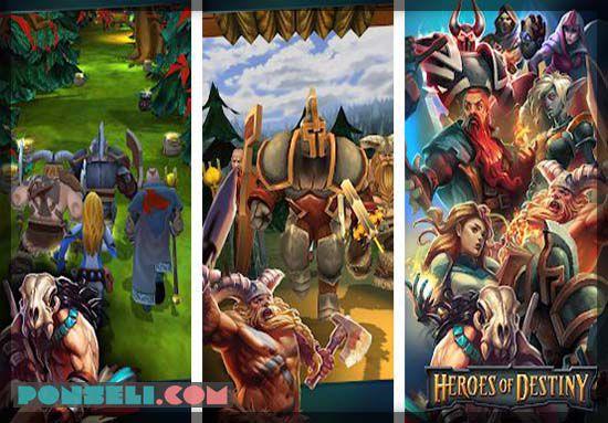 Heroes of Destiny Fantasy RPG