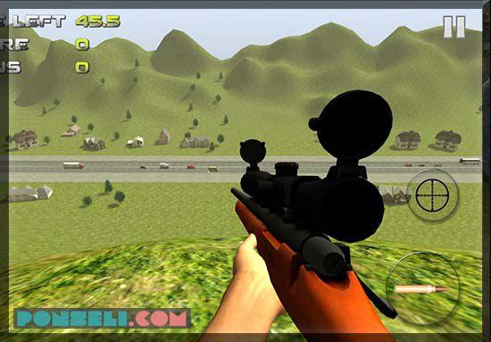 Sniper Traffic Hunter