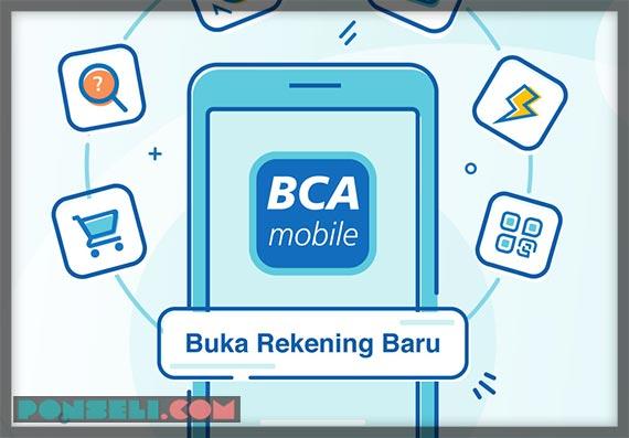 Syarat dan Cara Buka Rekening BCA Online Lewat Hp Android