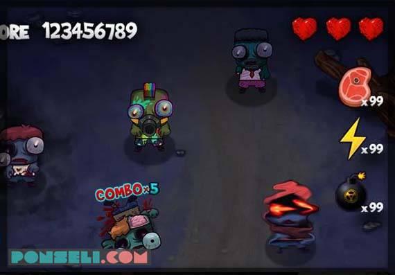 Smash Zombie