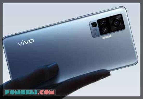 kamera Vivo X51 5G